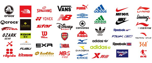 Sports brand logo vector material - WeLoveSoLo