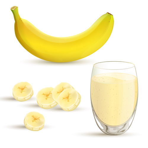 juice creative bananas
