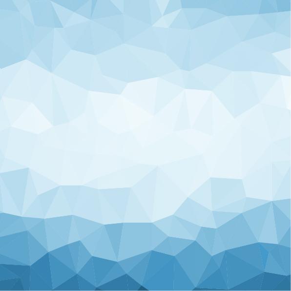 waves geometric background