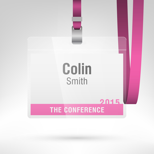 conference card