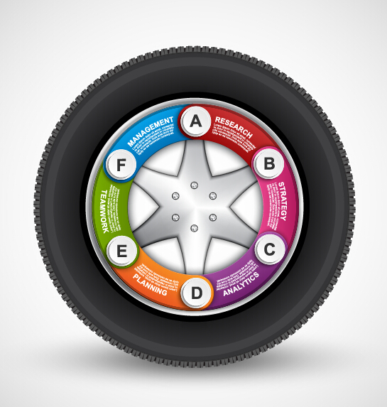 infographic design creative business