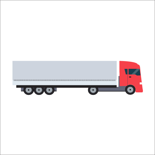 truck flat