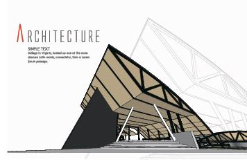 creative concept background concept background architecture