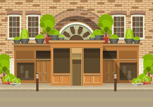 template roadside cafe
