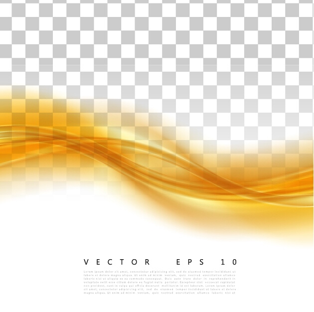 Yellow abstract background illustration vector 01 - WeLoveSoLo