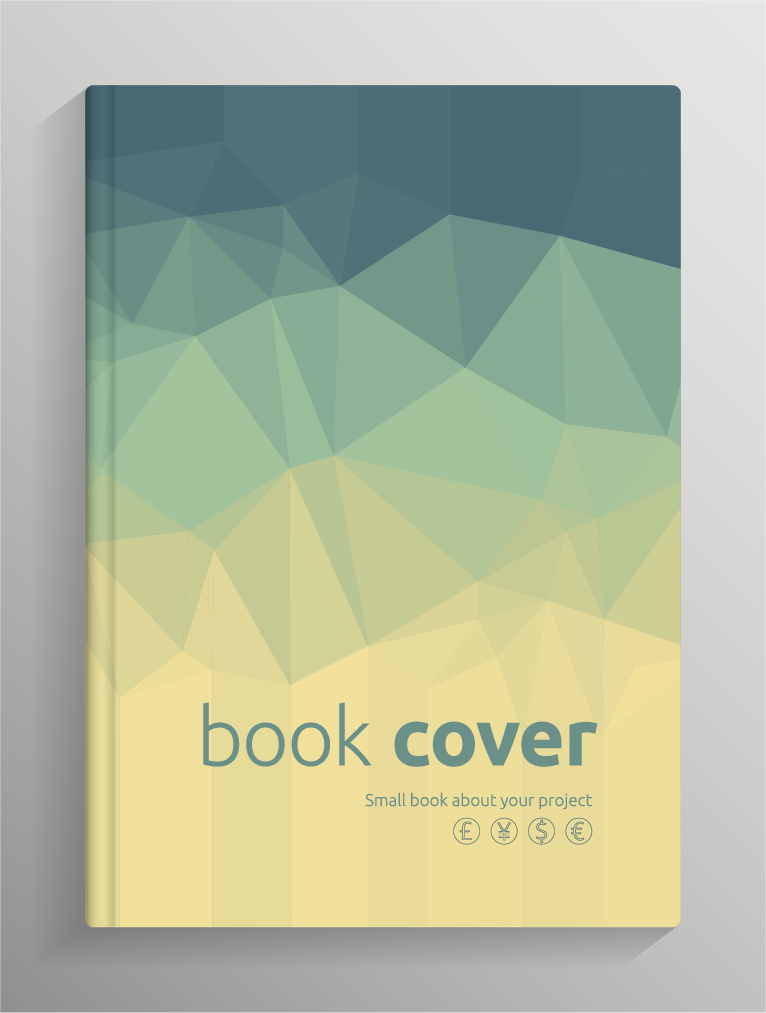 brochure and book cover creative vector 07 welovesolo