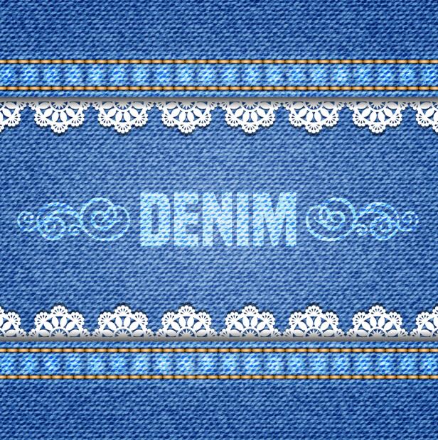 texture denim blue background