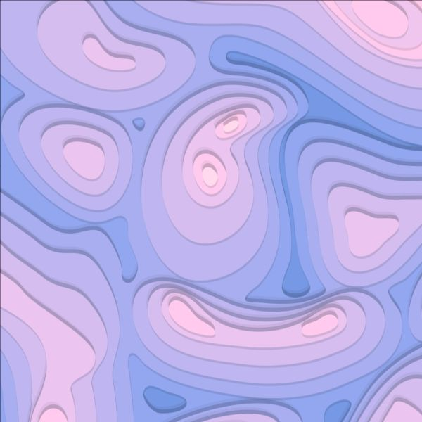 layered background abstract