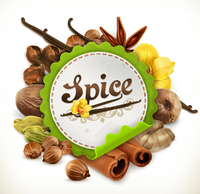Spice label
