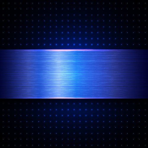 Blue Metal Plate Vector Backgrounds 01 Welovesolo