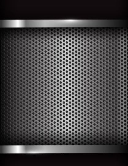 steel dark Chrome abstract