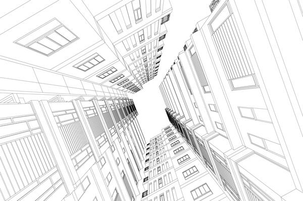 structure skyscrapers architecture