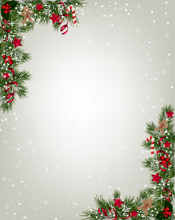 fir decor corner christmas branches
