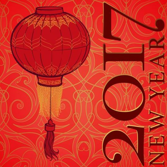 38toyw5mvmgsa04 Chinese 2017 New Year red background vector 02