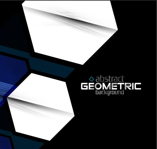 36hudwb1s3fwy07 White geometric with abstract background vector