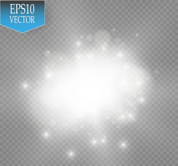 sparkle light effect