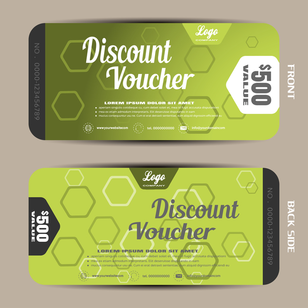20ftf2yymxg2r09 Modern discount voucher template vector 08