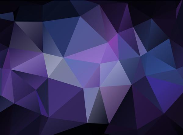 20j5ndqqmhjrn09 Complicated polygon geometric background vector 04