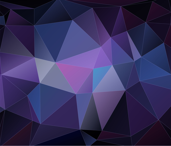 21chpchj1q0fd09 Complicated polygon geometric background vector 03