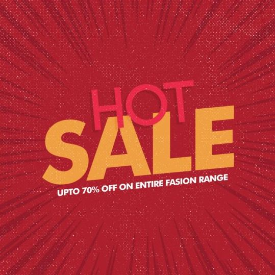 03rr1kuutnpkb10 Red hot sale background template vector 01