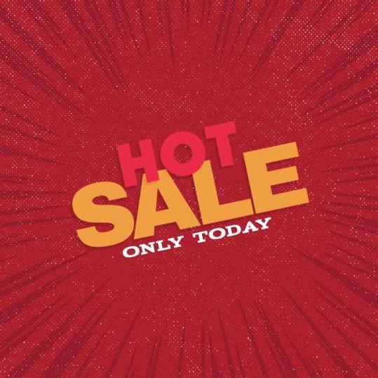 110dxlqtb23kg10 Red hot sale background template vector 09