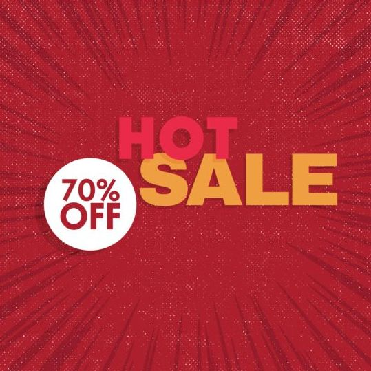 21wnkt0nzboaw10 Red hot sale background template vector 05