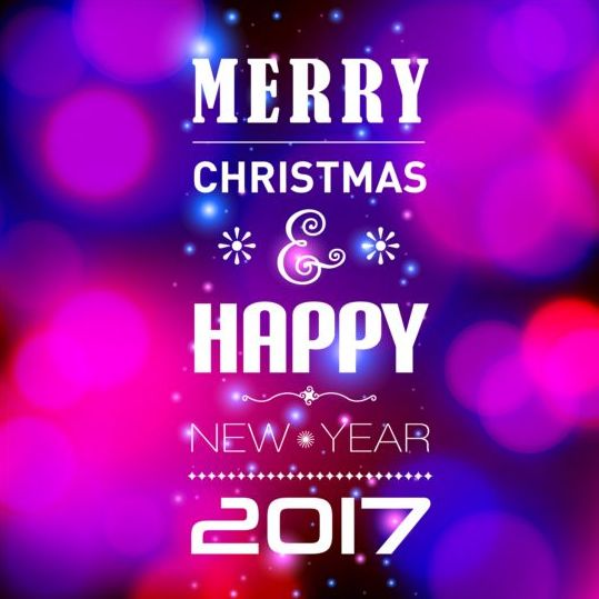 19qpkkvmgyupn11 2017 christmas with new year design vector 04