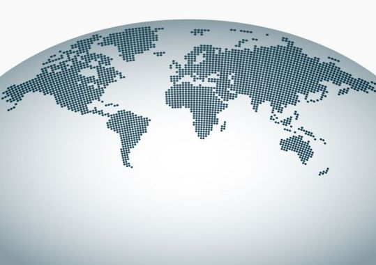 maps earth background