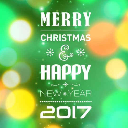 223105ovwmsjf11 2017 christmas with new year design vector 03