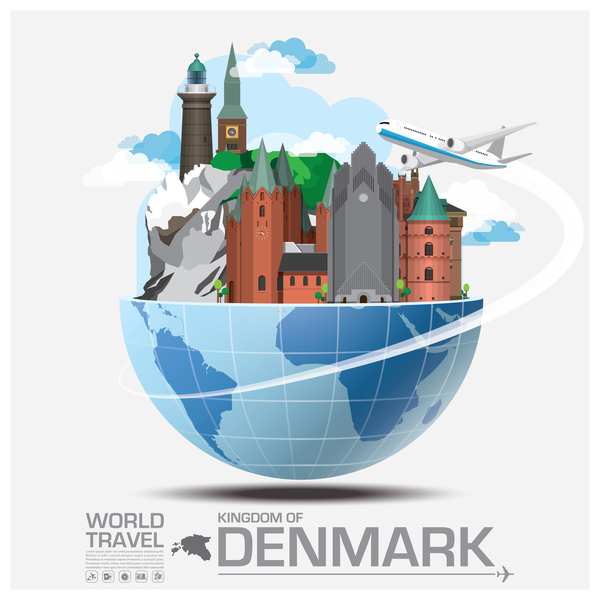 world travel Denmark