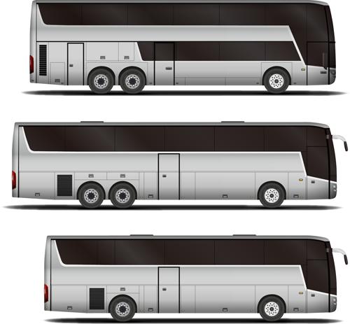 luxury illustration bus