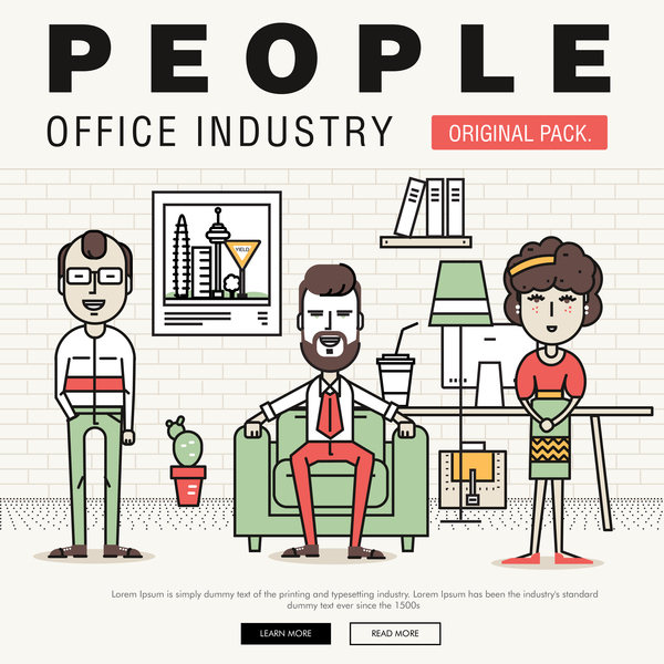 people office industry