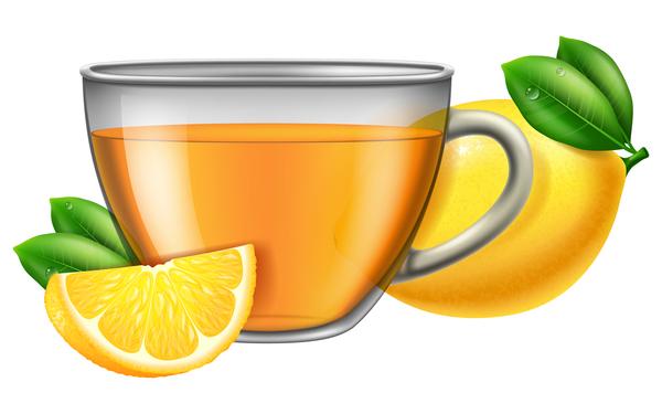 tea lemon glass cup