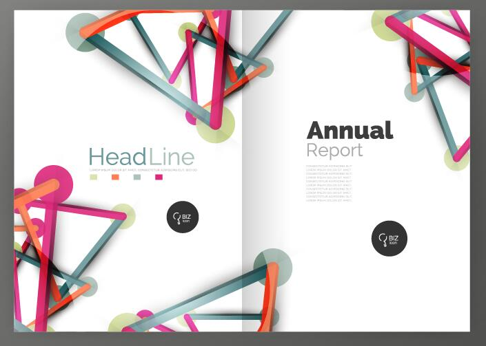 report molecule brochure Annual