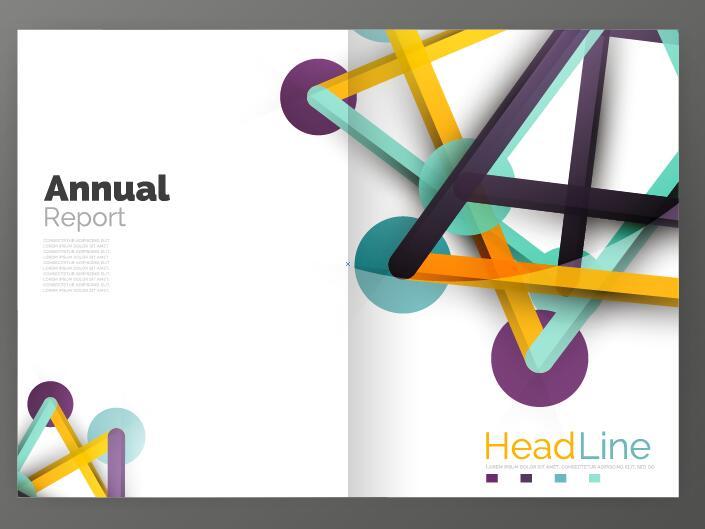 report molecule brochure Annual