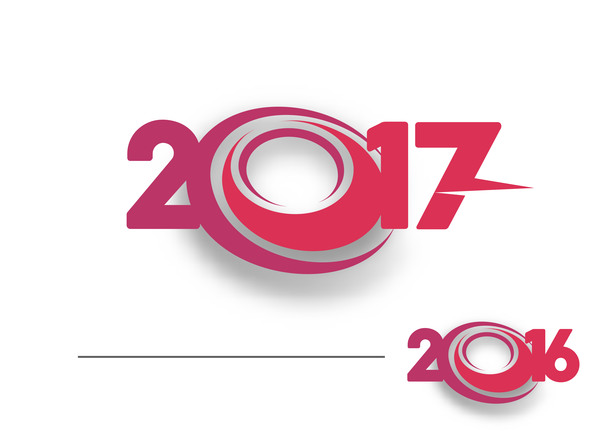 35gsuct00djuy36 2017 new year creative background set vector 23