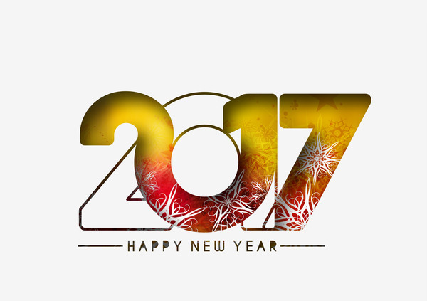 59cum5clrztf436 2017 new year creative background set vector 01