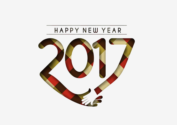 02pd3hcjgjiyr37 2017 new year creative background set vector 08