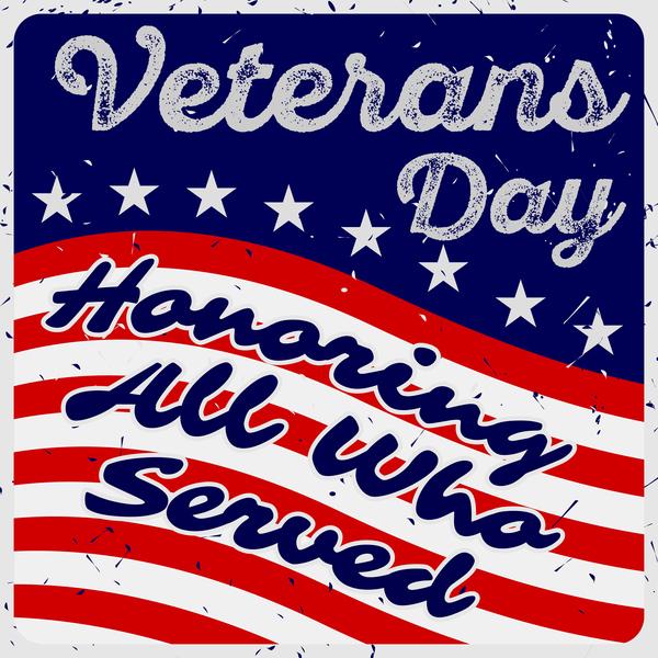 19o4awxbi3kis38 Veterans day grunge template vector 02