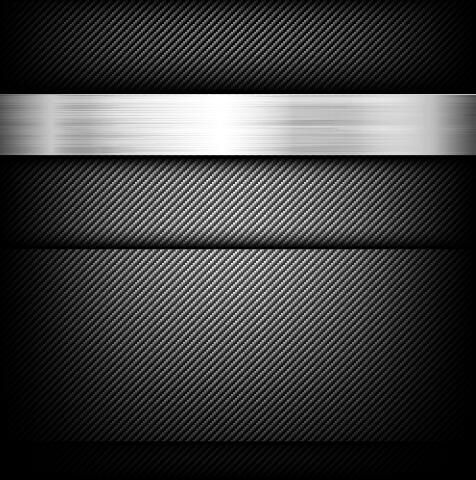 polished fiber carbon black