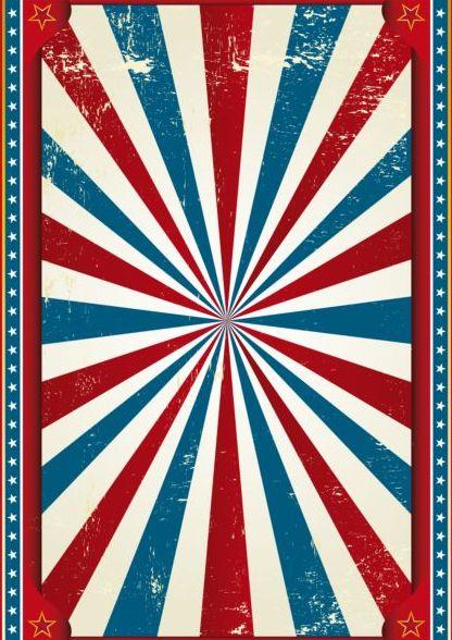 national grunge flag