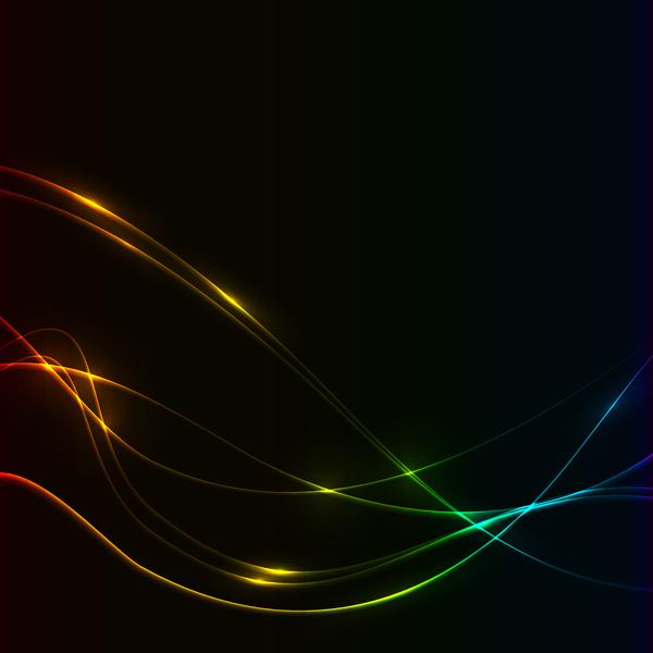 spectrum lines colors