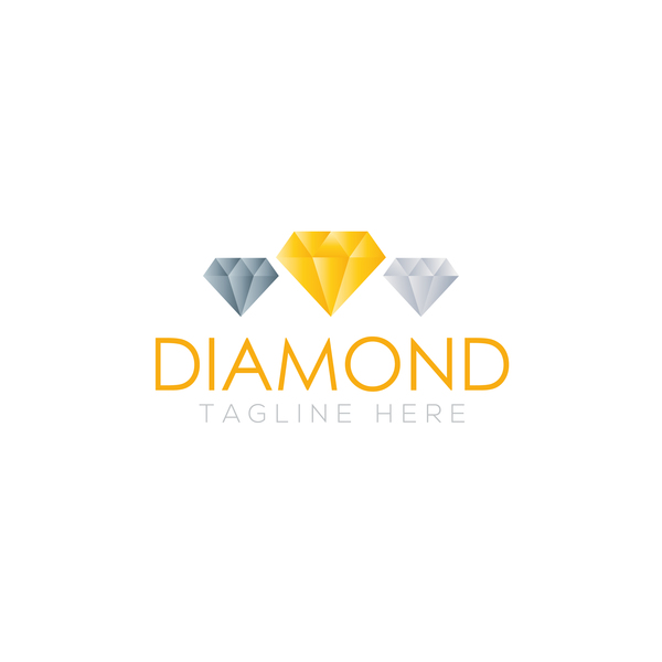 Diamond Logo Designs  1117 Diamond Logos to Browse