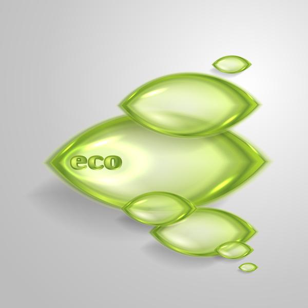 31d0so1jdspta55 Green glass textured eco background vectors 04