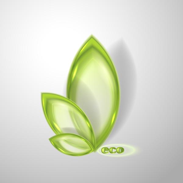 39qj2jbvfag3i55 Green glass textured eco background vectors 01