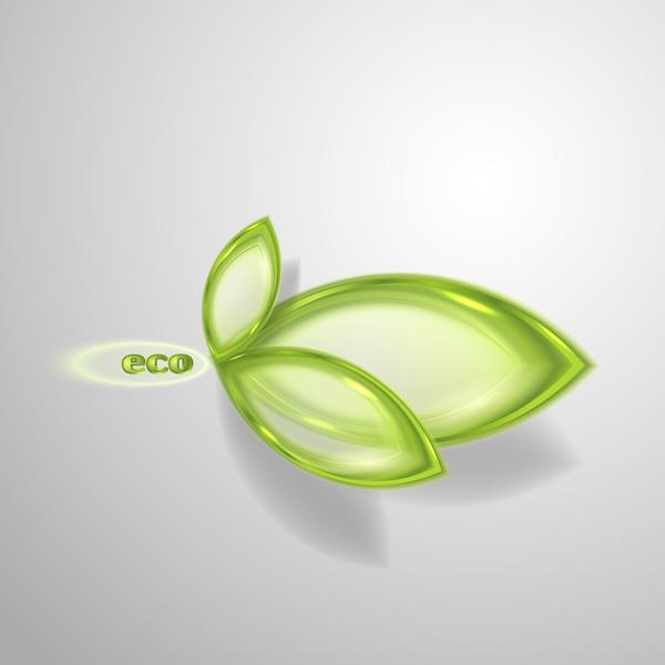 45mkynpblps0i55 Green glass textured eco background vectors 09