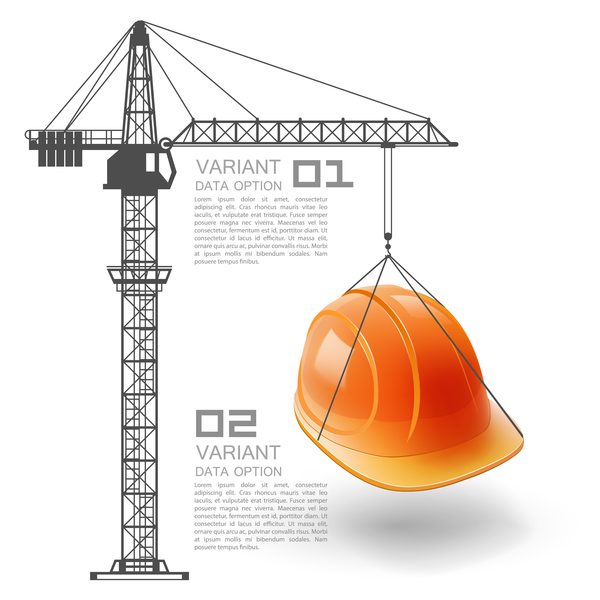 lifts helmet crane
